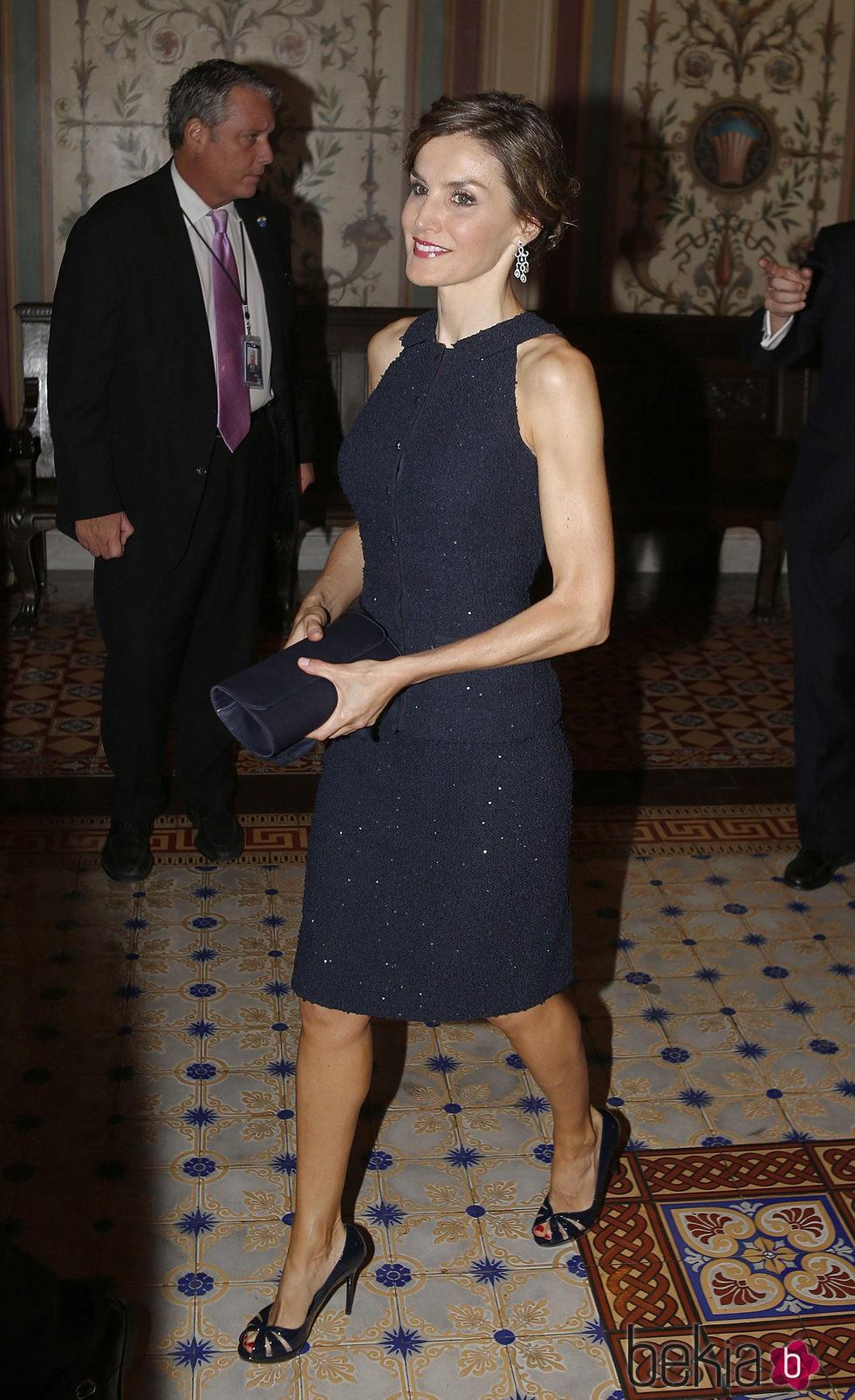 La Reina Letizia en el Capitolio de Estados Unidos