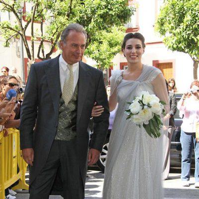 Bertín Osborne y su hija Eugenia Ortiz