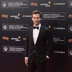 Marc Clotet en la apertura del Festival de San Sebastián 2015