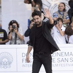 Mario Casas en el Festival de San Sebastián 2015