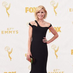 Julie Bowen en la alfombra roja de los premios Emmy 2015