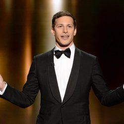 Andy Samberg presentado la gala de los Emmy 2015