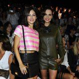 Úrsula Corberó y Macarena Gómez en el front row de Teresa Helbig en Madrid Fashion Week primavera/verano 2015