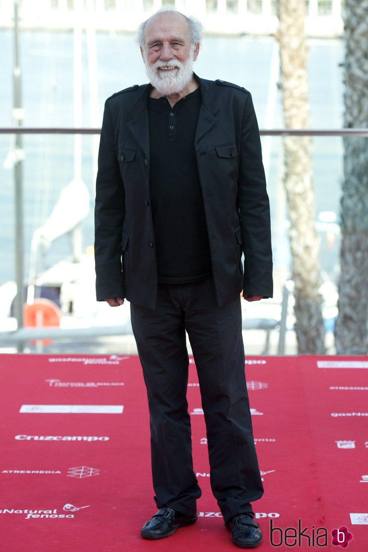 El actor Carlos Álvarez-Novoa