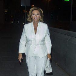 María Teresa Campos en la fiesta del 50 cumpleaños de Terelu Campos