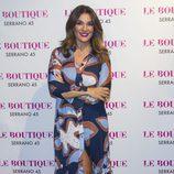 Raquel Bollo en la fiesta del 50 cumpleaños de Terelu Campos