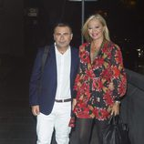 Jorge Javier Vázquez y Belén Esteban en la fiesta del 50 cumpleaños de Terelu Campos