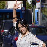 Maite, polémica concursante y primera expulsada de 'GH16'