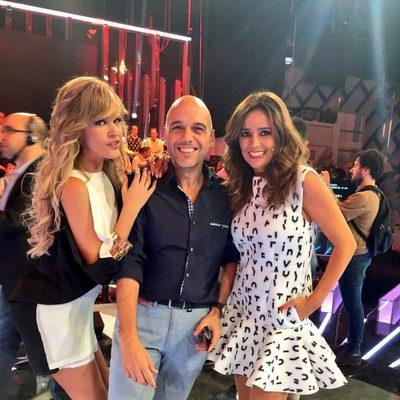 Ylenia luce nuevo look con Jaime Guerra y Carmen Alcayde