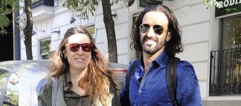 Raquel Sánchez Silva y Matías Dumont, muy felices tras haber sido padres