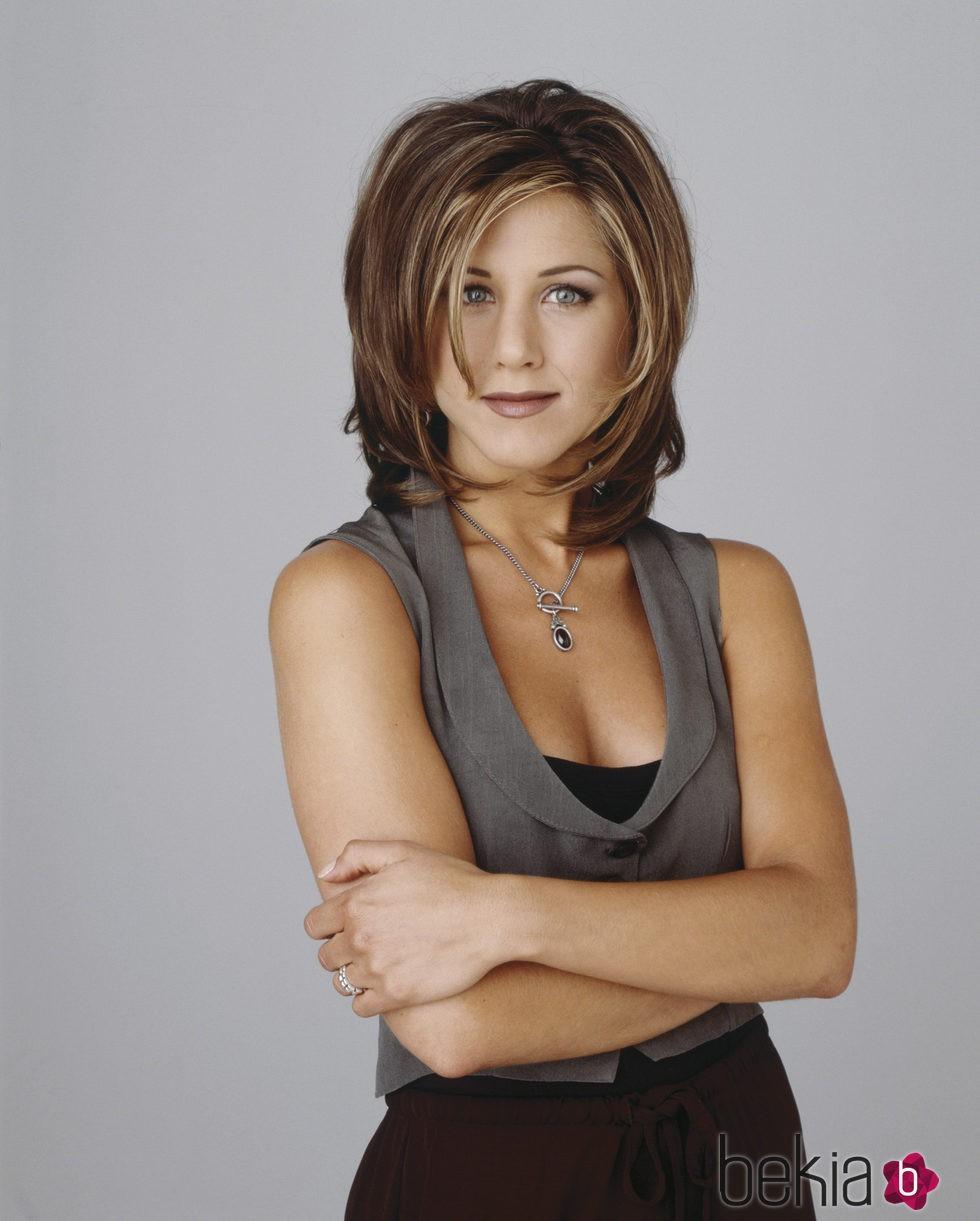 Jennifer Aniston como Rachel Green en 'Friends'