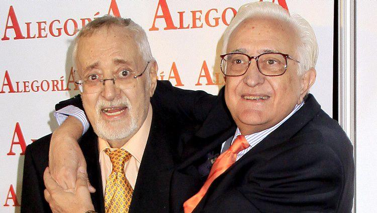 Los hermanos Antonio y Mariano Ozores