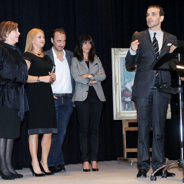 Homenaje a Amparo Rivelles en el Instituto Cervantes de Madrid