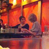 Selena Gomez y Taylor Swift cenan juntas en un restaurante