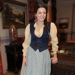 Adriana Torrebejano en la presentación de la segunda temporada de 'Tierra de lobos'