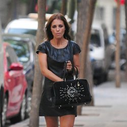 Paula Echevarría, de compras por Madrid