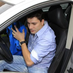 Fran Álvarez llega a Paracuellos del Jarama