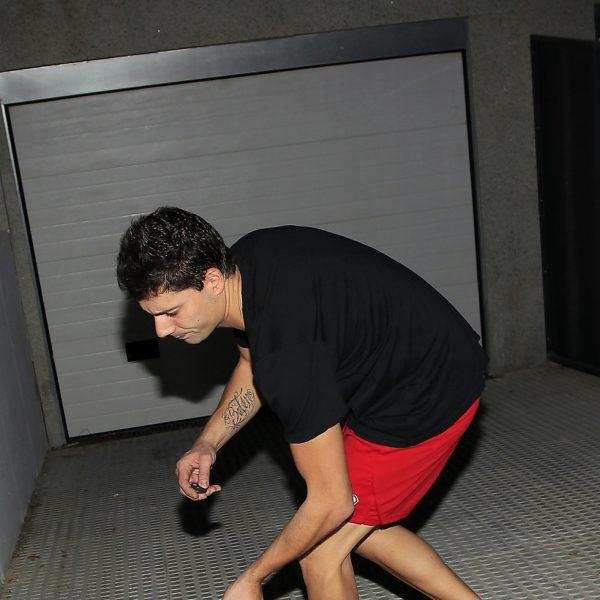 Fran Álvarez acude a Paracuellos del Jarama para reencontrarse con Belén Esteban
