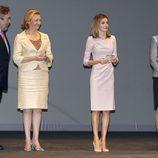Acto de entrega de los premios 'V' de Vida