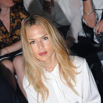 Rachel Zoe en la semana de la moda de París