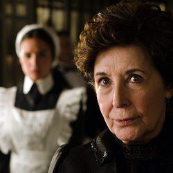 Concha Velasco en una escena de la serie 'Gran Hotel'