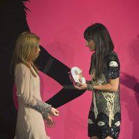 Russian Red y Amaral en los Premios Cosmopolitan Fun Fearless Female 2011
