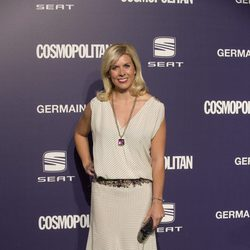 María de Villota en los Premios Cosmopolitan Fun Fearless Female 2011