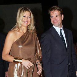 La princesa Máxima de Holanda inaugura el Festival de Brasil en Ámsterdam