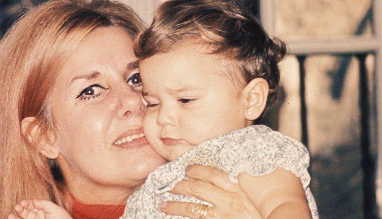 Cayetana de Alba con su hija Eugenia Martínez de Irujo