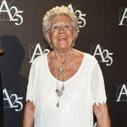 Pilar Bardem durante un acto de la Academia de Cine