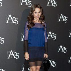 Natalia Verbeke durante un acto de la Academia de Cine