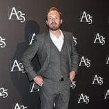 Álex O'Dogherty durante un acto de la Academia de Cine