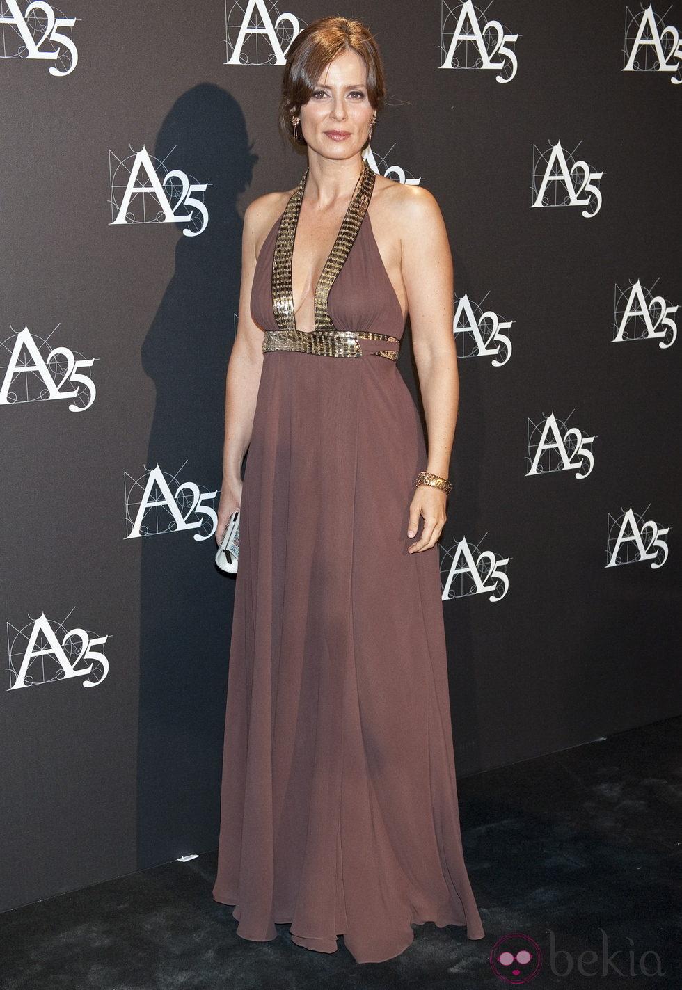 Aitana Sánchez Gijón durante un acto de la Academia de Cine