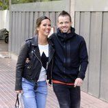 Cristina Pedroche y David Muñoz, sonrientes y enamorados