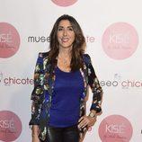 Paz Padilla en la presentación de la colección de cremas de Mila Ximénez