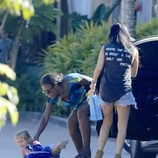 Penelope Disick, hija de Kourtney Kardashian, llora asustada después del golpe