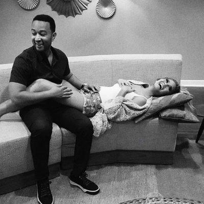 John Legend y Chrissy Teigen anuncian que esperan su primer hijo