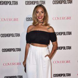 Leona Lewis en la fiesta 50 aniversario de Cosmopolitan