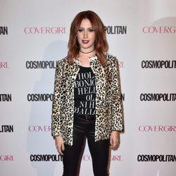 Ashley Tisdale en la fiesta 50 aniversario de Cosmopolitan