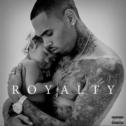 Chris Brown y su hija Royalty protagonistas de la portada de su nuevo álbum