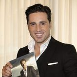 David Bustamante en la presentación de su libro 'El sueño se hizo realidad'