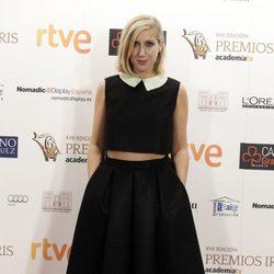 Cecilia Freire en los Premios Iris de la Academia de Televisión 2015