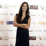Paula Prendes en los Premios Iris de la Academia de Televisión 2015