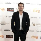 Arturo Valls en los Premios Iris de la Academia de Televisión 2015