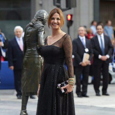 Mariló Montero en la entrega de los Premios Princesa de Asturias 2015