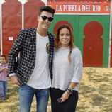 Gloria Camila y Kiko Jiménez en la vuelta a los ruedos de José Ortega Cano