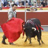 José Ortega Cano en su vuelta a los ruedos