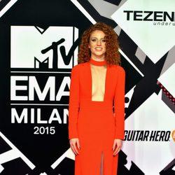 Jess Glynne en los MTV EMA 2015