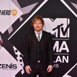 Ed Sheeran en los MTV EMA 2015