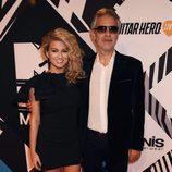 Andrea Bocelli y Tori Kelly en los MTV EMA 2015